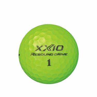 オウンネーム専用 ダンロップ XXIO ゼクシオ リバウンドドライブ 2022年モデル ゴルフボール 1ダース(12球入り)  詳細4