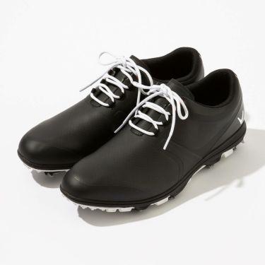 キャロウェイ CHEV SPORT シェブスポーツ メンズ ゴルフシューズ C21996102 1010 ブラック 2021年モデル ブラック(1010)
