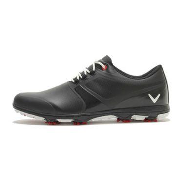 キャロウェイ CHEV SPORT シェブスポーツ メンズ ゴルフシューズ C21996102 1010 ブラック 2021年モデル 詳細1