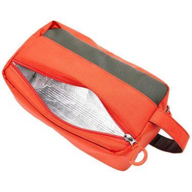 マンシングウェア Munsingwear ロゴワッペン ポーチ MQBSJA42 OR00 オレンジ 2021年モデル 詳細2