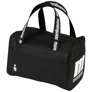 マンシングウェア Munsingwear ロゴプリント カートバッグ MQBSJA50 BK00 ブラック 2021年モデル ブラック(BK00)