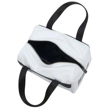 マンシングウェア Munsingwear ロゴプリント カートバッグ MQBSJA50 WH00 ホワイト 2021年モデル 詳細1