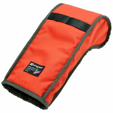 マンシングウェア Munsingwear ドライバー用 ヘッドカバー MQBSJG00 OR00 オレンジ 2021年モデル オレンジ(OR00)
