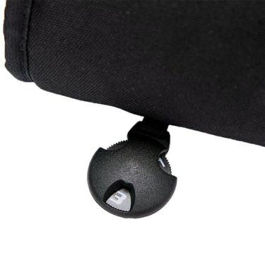 マンシングウェア Munsingwear フェアウェイウッド用 ヘッドカバー MQBSJG30 BK00 ブラック 2021年モデル 詳細2