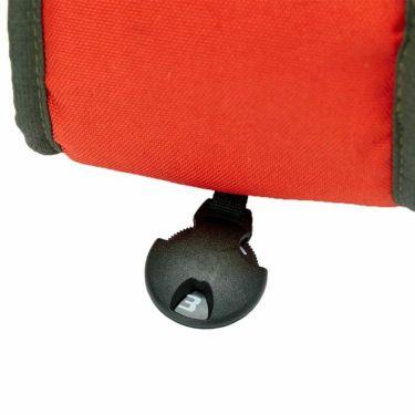 マンシングウェア Munsingwear フェアウェイウッド用 ヘッドカバー MQBSJG30 OR00 オレンジ 2021年モデル 詳細2