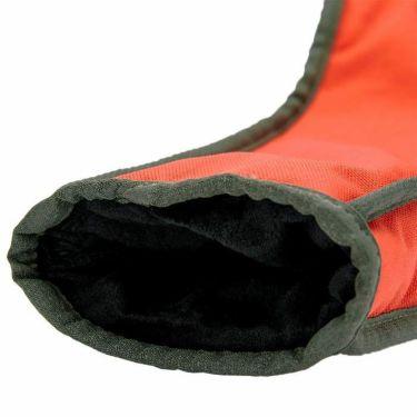 マンシングウェア Munsingwear フェアウェイウッド用 ヘッドカバー MQBSJG30 OR00 オレンジ 2021年モデル 詳細3
