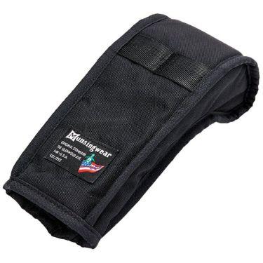 マンシングウェア Munsingwear ユーティリティ用 ヘッドカバー MQBSJG40 BK00 ブラック 2021年モデル ブラック(BK00)