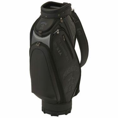 マンシングウェア Munsingwear リトルピート キャディバッグ MQBSJJ00 BK00 ブラック 2021年モデル ブラック(BK00)