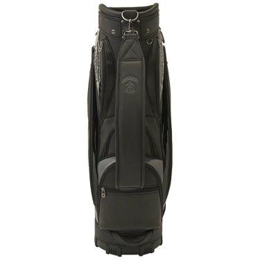 マンシングウェア Munsingwear リトルピート キャディバッグ MQBSJJ00 BK00 ブラック 2021年モデル 詳細1