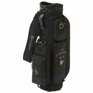 マンシングウェア Munsingwear 軽量 キャディバッグ MQBSJJ01 BK00 ブラック 2021年モデル ブラック(BK00)