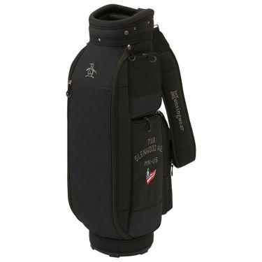 マンシングウェア Munsingwear 軽量 キャディバッグ MQBSJJ01 BK00 ブラック 2021年モデル 詳細1