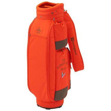 マンシングウェア Munsingwear 軽量 キャディバッグ MQBSJJ01 OR00 オレンジ 2021年モデル 詳細1