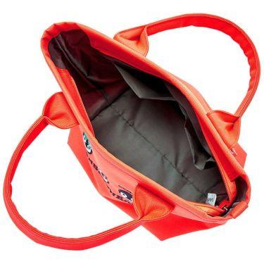 マンシングウェア Munsingwear レディース BABY PETE カートバッグ MQCSJA49 OR00 オレンジ 2021年モデル 詳細3