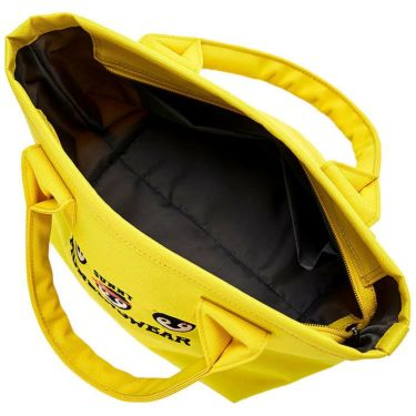 マンシングウェア Munsingwear レディース BABY PETE カートバッグ MQCSJA49 YL00 イエロー 2021年モデル 詳細3