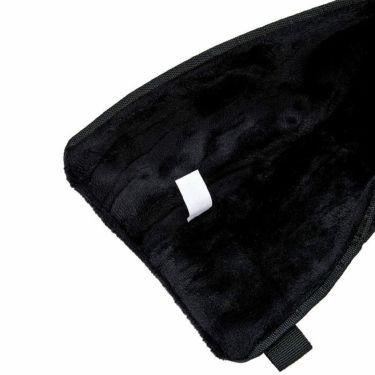 マンシングウェア Munsingwear ドライバー用 ヘッドカバー MQBSJG01 BK00 ブラック 2021年モデル 詳細3