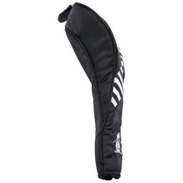マンシングウェア Munsingwear フェアウェイウッド用 ヘッドカバー MQBSJG31 BK00 ブラック 2021年モデル 詳細2