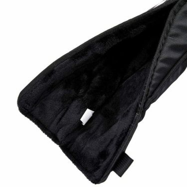 マンシングウェア Munsingwear フェアウェイウッド用 ヘッドカバー MQBSJG31 BK00 ブラック 2021年モデル 詳細4