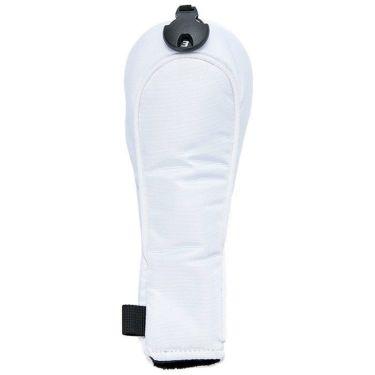 マンシングウェア Munsingwear ユーティリティ用 ヘッドカバー MQBSJG41 WH00 ホワイト 2021年モデル 詳細1