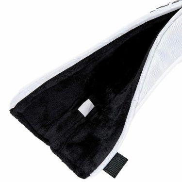 マンシングウェア Munsingwear ユーティリティ用 ヘッドカバー MQBSJG41 WH00 ホワイト 2021年モデル 詳細4