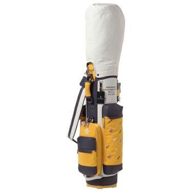 マンシングウェア Munsingwear 軽量 キャディバッグ MQCSJJ01 YL00 イエロー 2021年モデル イエロー(YL00)