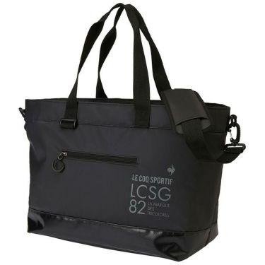 ルコック Le coq sportif ショルダーベルト付き メンズ ボストンバッグ QQBSJA01 BK00 ブラック 2021年モデル ブラック(BK00)