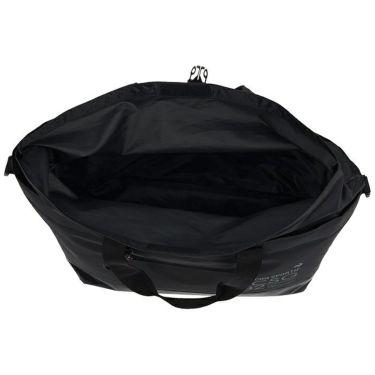 ルコック Le coq sportif ショルダーベルト付き メンズ ボストンバッグ QQBSJA01 BK00 ブラック 2021年モデル 詳細3