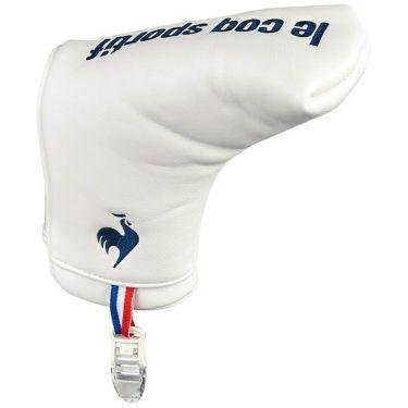 ルコック Le coq sportif メンズ パターカバー ピン型 QQBSJG50 WH00 ホワイト 2021年モデル 詳細1