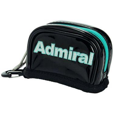 アドミラル Admiral エナメル ボールケース ADMG1BE1 10 ブラック 2021年モデル ブラック(10)