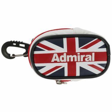 アドミラル Admiral ユニオンジャック ボールケース ADMZ0FE4 90 トリコロール 2021年モデル トリコロール(90)