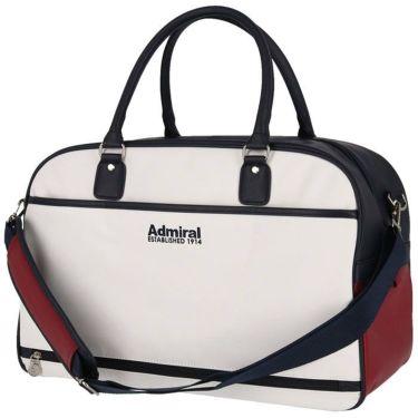 アドミラル Admiral ショルダーベルト付き ボストンバッグ ADMZ1BB2 90 トリコロール 2021年モデル 詳細1