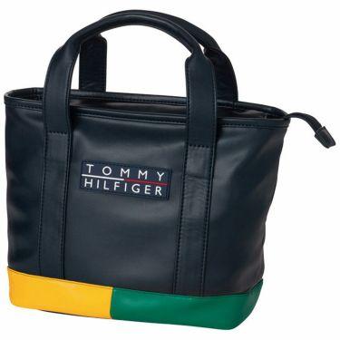 トミー ヒルフィガー ゴルフ カラーブロック ボックスロゴ ラウンドバッグ THMG1FB3 60 グリーン 2021年モデル グリーン(60)