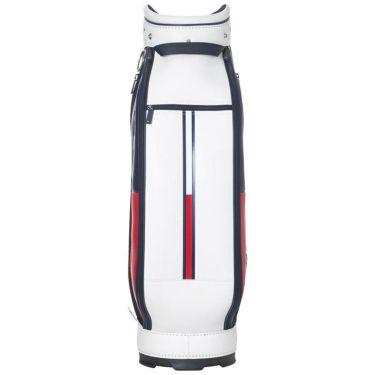 トミー ヒルフィガー ゴルフ カラーブロック ボックスロゴ キャディバッグ THMG1FC3 90 トリコロール 2021年モデル 詳細1