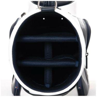 トミー ヒルフィガー ゴルフ カラーブロック ボックスロゴ キャディバッグ THMG1FC3 90 トリコロール 2021年モデル 詳細4