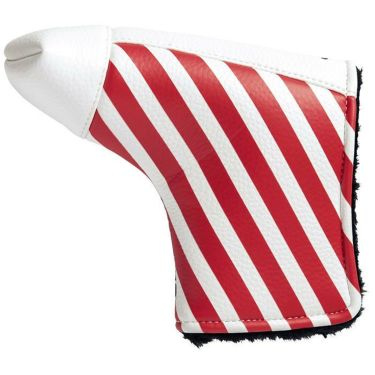 サイコバニー PsychoBunny A/A FLAG パターカバー ブレードタイプ PBMG1FH2 00 ホワイト 2021年モデル 詳細1