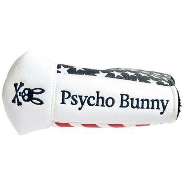 サイコバニー PsychoBunny A/A FLAG パターカバー ブレードタイプ PBMG1FH2 00 ホワイト 2021年モデル 詳細2