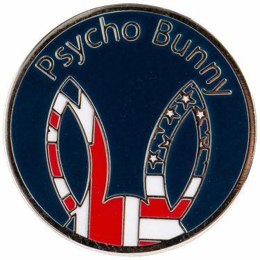 サイコバニー PsychoBunny ボールマーカー PBMG1FM2 30 ネイビー 2021年モデル ネイビー(30)