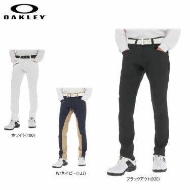 オークリー OAKLEY メンズ SKULL ストレッチ 7ポケット テーパード ロングパンツ FOA402851 2021年モデル [裾上げ対応1●] 詳細1